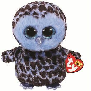 Ty-Beanie-Babies-37267-Boos-Yago-the-Owl-Boo-Buddy