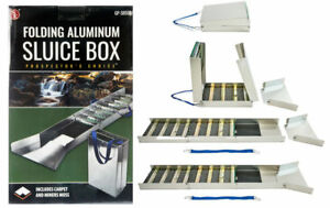 SE-50-034-Folding-Aluminum-Sluice-Box