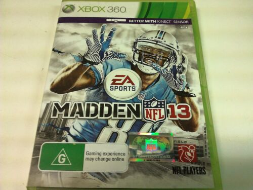 1 of 1 - Madden NFL 13 Xbox 360
