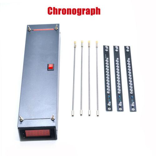 Bogen-Pfeil-Geschwindigkeitsmesser-Chronograph-Fluggeschwindigkeit-Kugelschießen