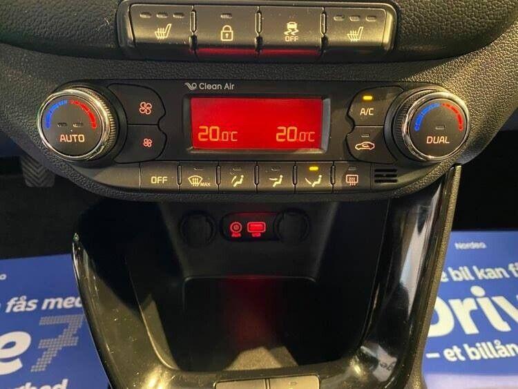 Kia Ceed 1,4 CVVT Attraction SW