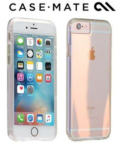 the best attitude b415b dac44 Details about CASE MATE NAKED TOUGH IRIDESCENT DUAL LAYER SLIM CASE FOR  IPHONE 6 PLUS 6S PLUS