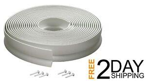 Heavy Duty Flexable Vinyl Rubber Seal Blocks Garage Door