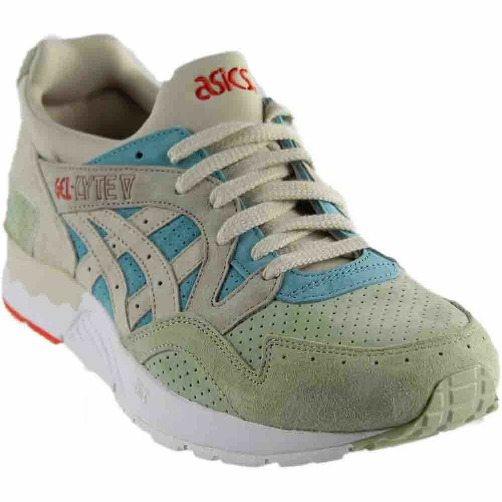 ASICS GEL-Lyte V Running shoes - Beige;Green - Mens