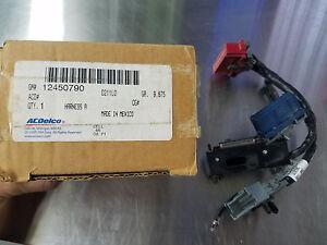 gm oem gps navigation system wiring harness 12450790 ebay rh ebay com