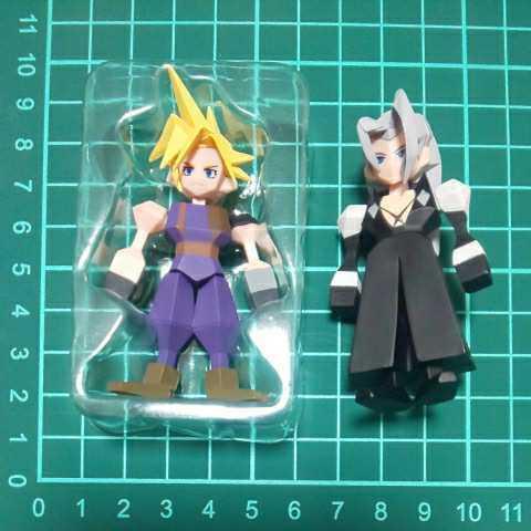 Square Enix FINAL FANTASY VII 7 REMAKE Memorial Kuji G Mini Figure Aerith JAPAN