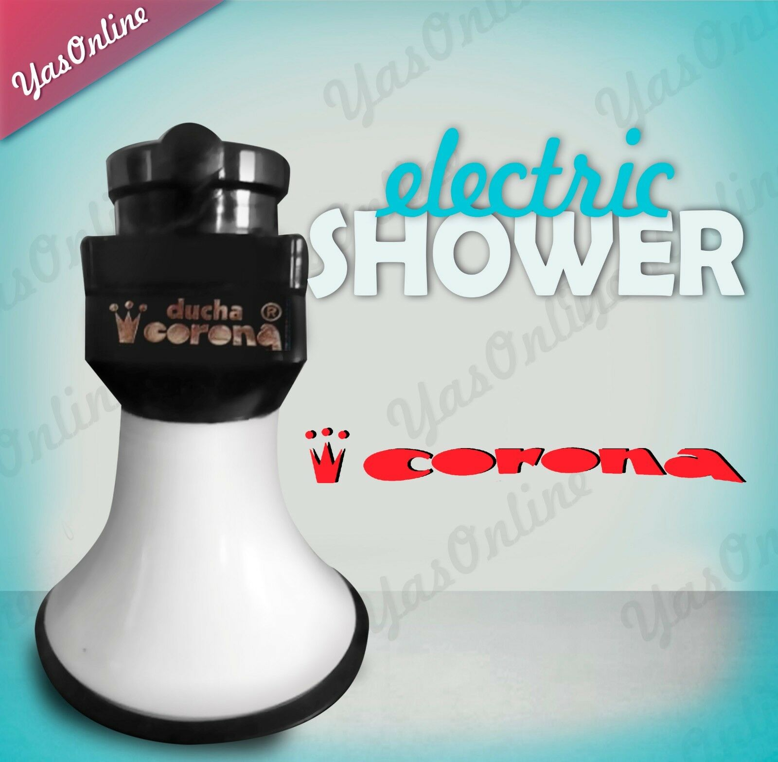 White Electric Shower Head Instant Hot Water Heater Ducha Corona Wiring An Amp Power 120v 4000watt Ebay