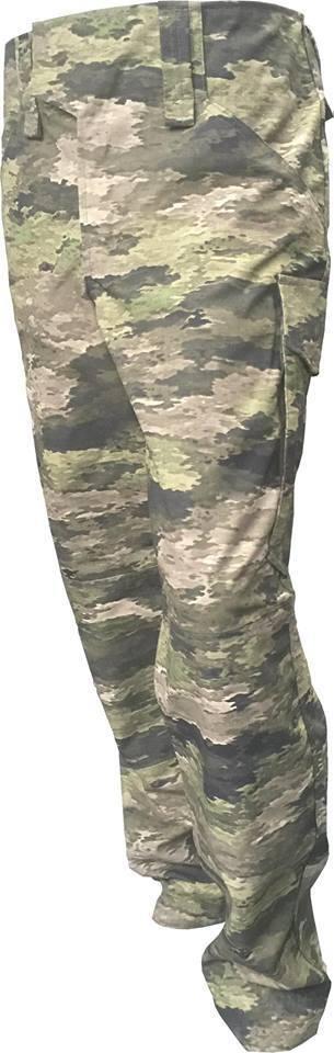 LEO KÖHLER Explorer Hose A-TACS iX Outdoor camouflage Tarnhose pants L   Large  | Gute Qualität