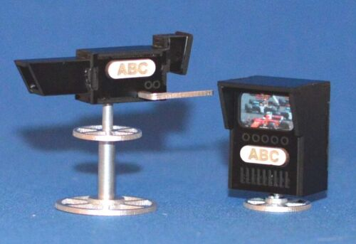 1:32 Scale Camera /& Monitor Accessory for Scalextric//Other Static Layouts