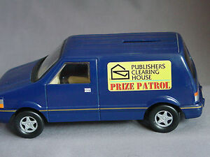 Details about Publisher's Clearing House Prize Patrol Die-Cast Bank (1997)  New!