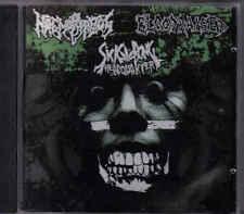 Sick Bong-the Headquarter cd Album