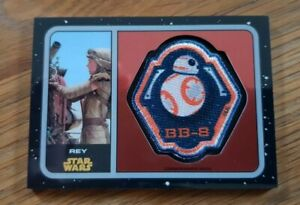 Artist Relic Card Star Wars Relic Card Topps Chrime P-17
