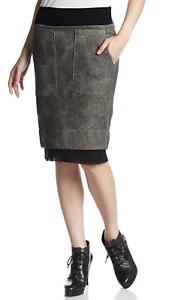 DIESEL Skirt O Venus Skirts Military Green NWT   158   SZ XS   A617