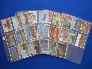 Somportex ' Thunderbirds Colour  '  Bubblegum Cards   * You Choose *  1967