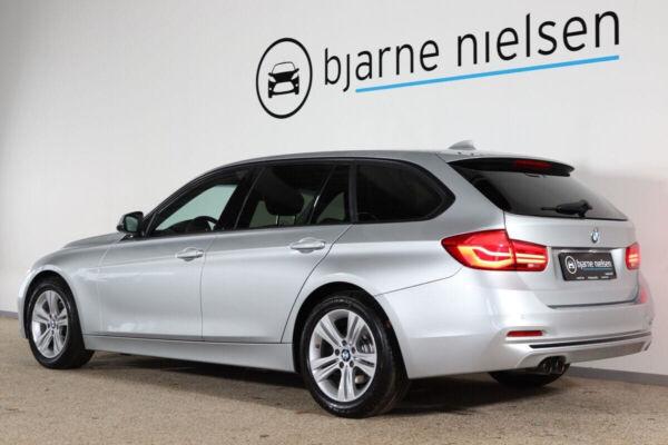 BMW 320d 2,0 Touring Sport Line aut. billede 2