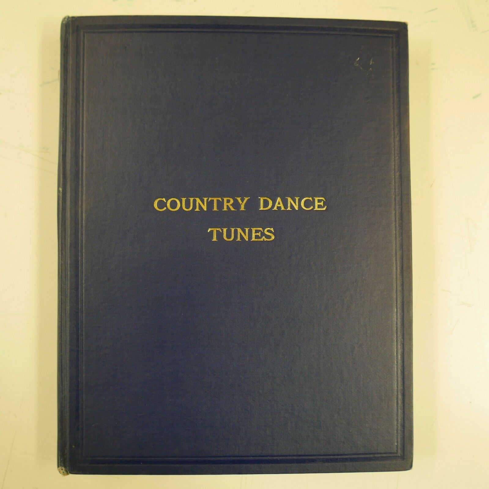 Cecil sharp COUNTRY DANCE TUNES set x - xi , bound into one volume