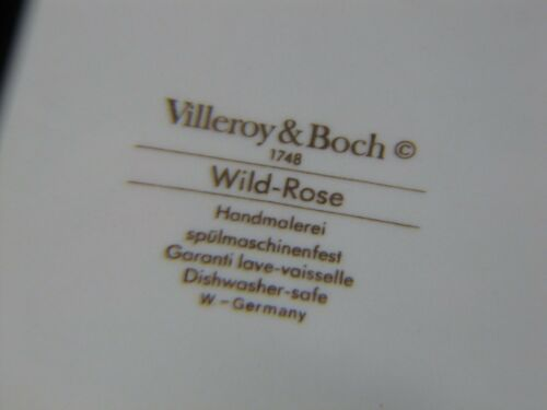 Eßteller Speiseteller 26 cm  Villeroy /& Boch Wildrose