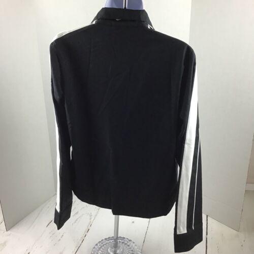 mujer Jacket S Black talla Nike Preowned para 6tHF8W4q
