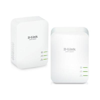 D-Link DHP-601AV PowerLine AV2 1000 Gigabit Starter Kit