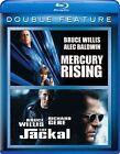 Mercury Rising The Jackal 3 Discs 2011 Region a Blu Ray