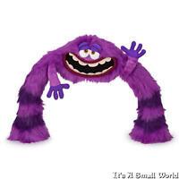 Disney Store Monsters University Art Plush Purple Soft Doll Size 12