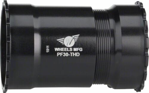 Roues MFG PressFit 30 Pédalier avec Angular contact roulements Fileté
