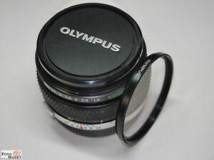 Olympus-F-Zuiko-Auto-S-1-8-50mm-Objektiv-lens-OM-System-analog-35mm-Film