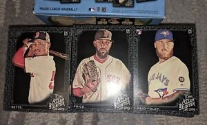 2019-Topps-Allen-and-Ginter-X-FULL-SIZE-SET-Black-1-300-Online-Hobby-Exclusive