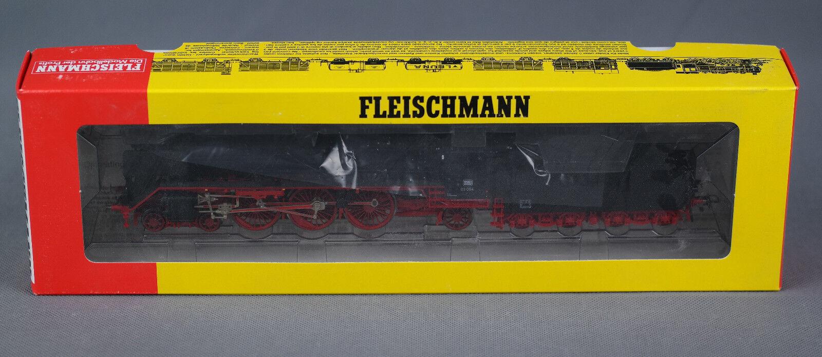 Fleischmann 1103 [h0 ] schlepptenderlokomotive br 03.0-2 de la DB-productos nuevos