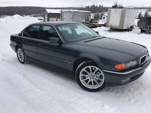 BMW 740i (7 Series) for sale