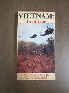 Details about Vietnam: Front Line - Actual Combat Footage and Newsreel  Clips from Vietnam War