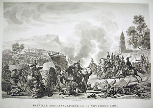 Battle-Occana-Ocana-Espahne-Espana-Spain-Soult-Napoleon-Bonaparte-1815-Lying