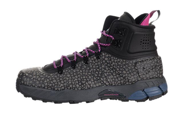 the best attitude 761d9 ecf72 Nike ACG Zoom Meriwether MW Posite Sz 9 Safari Foamposite Hiking Boot Shoes