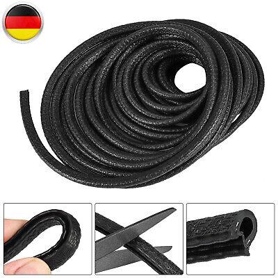 1 m Kantenschutzprofil schwarz KB 1-2 mm Kantenschutz Kederband Dichtungsprofil