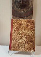 Tribal Exotics African Art book - Kjersmeier 1936 Mask Figure Sculpture Statue
