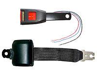 NEW Securon Seat Belt 210 Lap Belt x1 Grey