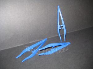 Pinzas-de-plastico-125-mm-resistente-a-la-corrosion-no-magnetico-peso-ligero-Nuevo