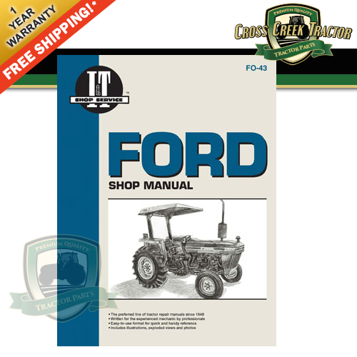 Service manual for ford 2810 tractor – advanced machinery parts llc.