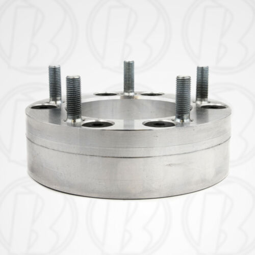 """5x139.7mm 2pc USA MADE 6x135mm x 5x5.5/"""" Wheel Adapter Spacer  2/"""" Thick"""