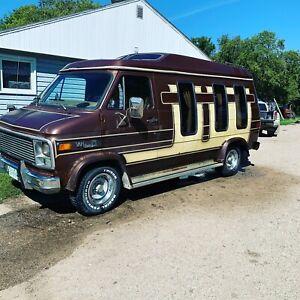 1979 GMC Rally Van