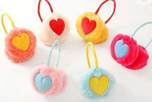 Heart-shaped-Fluffy-Warm-Earmuffs-Cute-Kids-Women-Fashionable-Winter-Accessories