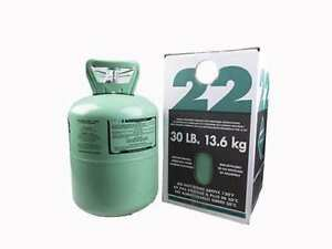 30-lb-New-R-22-Virgin-Refrigerant-FACTORY-SEALED-FREE-SAME-DAY-SHIPPING