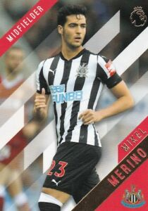 2017-18-Topps-Premier-League-or-Football-Cartes-a-Collectionner-95-Mikel