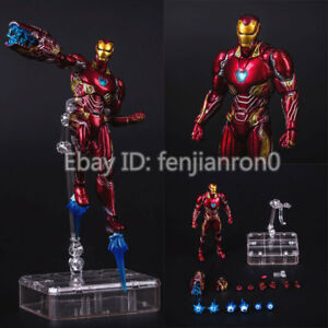 S-H-Figuarts-SHF-Marvel-Avengers-Infinity-War-Iron-Man-Mk50-Action-Figure-MARK50