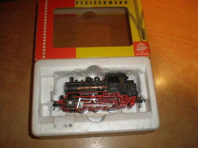 Fleischuomon 187 HO 4020 DB Dampftenderlok BR 89 005     Nachorsobeitet im OKT