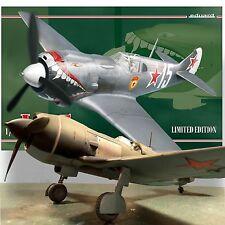 EDUARD 1/48 LAVACHKIN LA-5 LIMITED EDITION ++RESIN/PE++