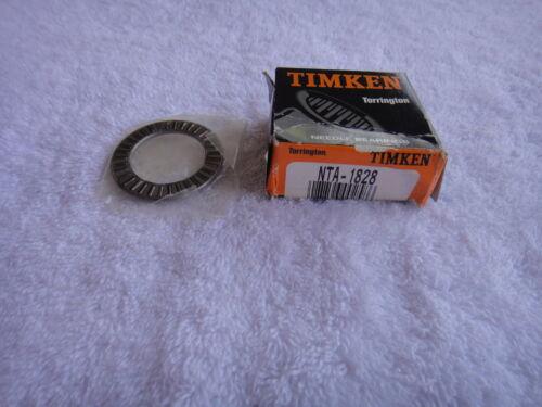 NIB Timken Needle Bearing     NTA-1828