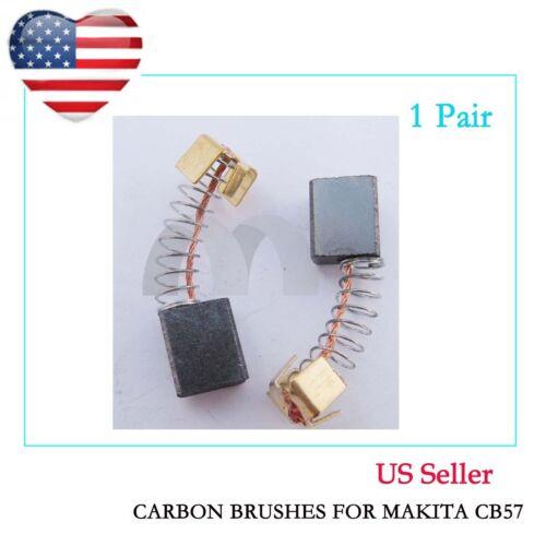 Carbon Brushes For Makita BO4551 Finishing Sander BO4552 Finishing Sander