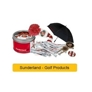 Image is loading SUNDERLAND-FC-GOLF-PRODUCTS-Official-Football-Merchandise -Gift- 1ed621d00f4