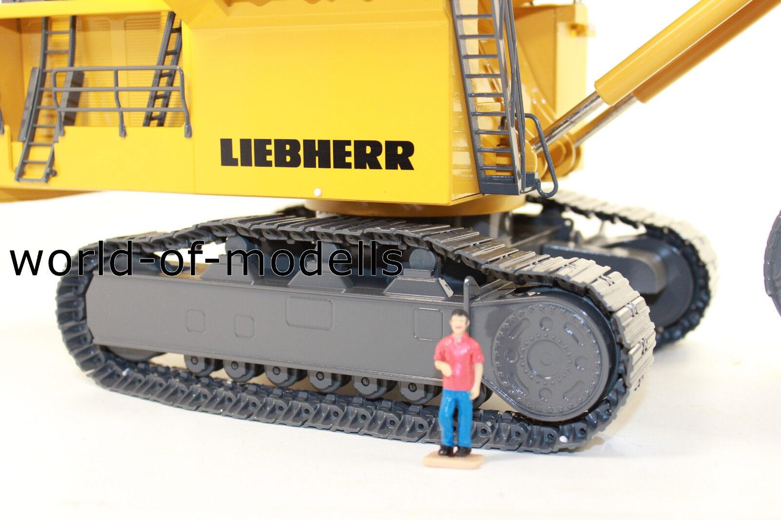 YY Conrad 2916 01 Liebherr R 996 grandi escavatori idraulici amarillo TL 1 50 NUOVO in OVP YY